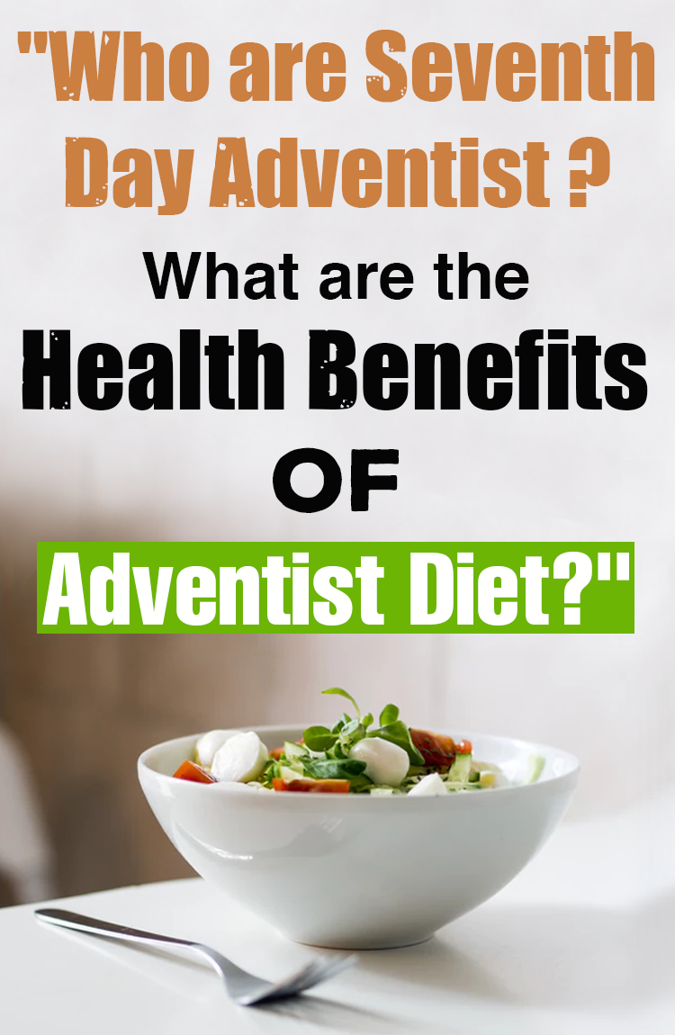 principles of a health diet adventist